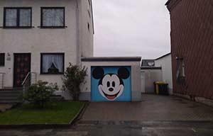 Noël jour de joie avec Mickey