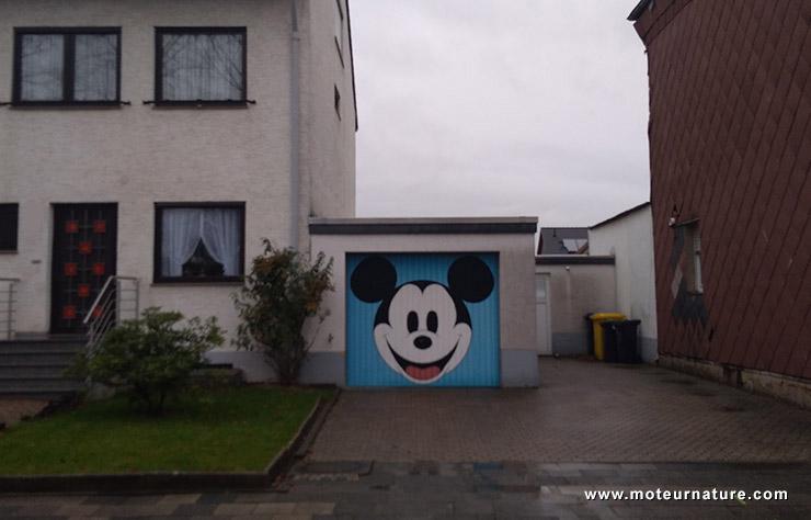 Garage Mickey