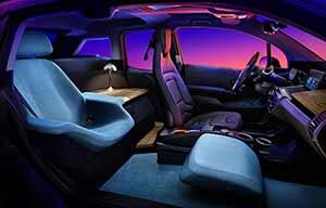 BMW i3 Urban Suite, la voiture avec chauffeur réinventée