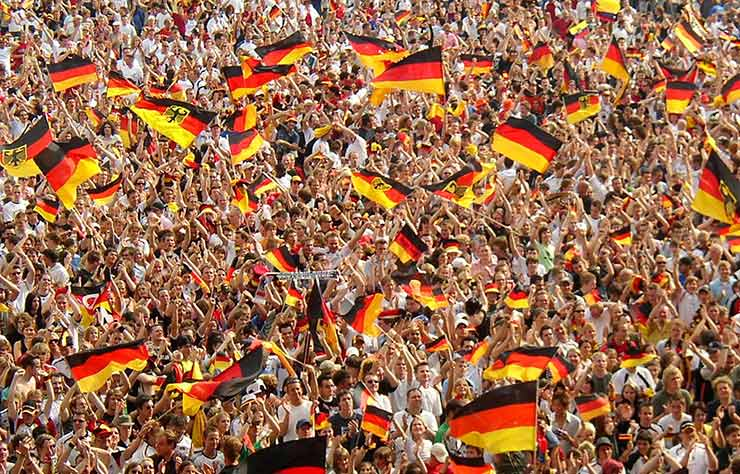 L'Allemagne qui gagne