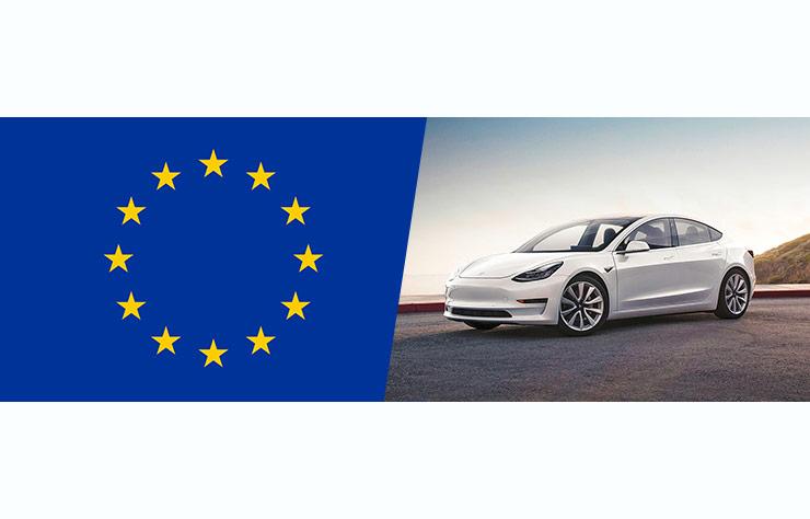 L'Airbus européen des batteries face à la Tesla Model 3