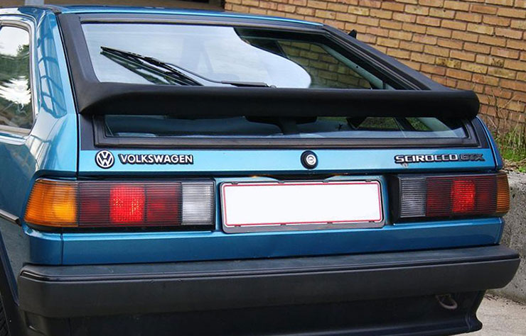 Volkswagen Scirocco GTX