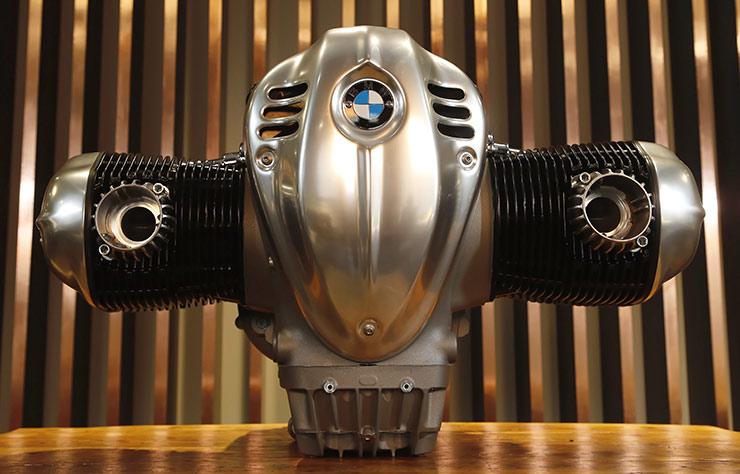 Moteur BMW Motorrad Big Boxer