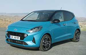 Hyundai i10, une substantielle montée en gamme