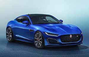 F-Type: Jaguar abandonne le 6cylindres