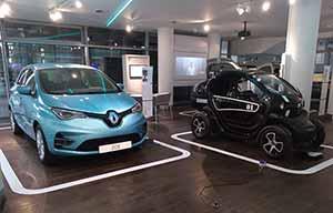 Electriques à Berlin: Renault y était avant Volkswagen