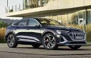Audi e-tron Sportback, plus de style et plus de batterie