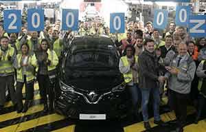 200000 Renault Zoé, un succès qui s'affirme