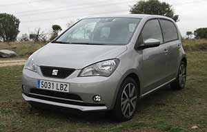 Seat Mii Electric, prise en mains
