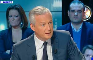 Bruno Le Maire veut un malus à 25000€?