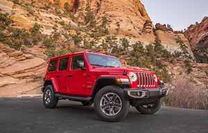 Du nouveau chez Jeep: un moteur diesel
