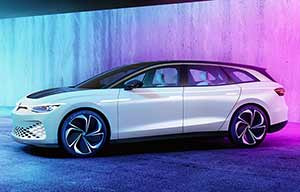 Une Volkswagen électrique pour la clientèle Passat