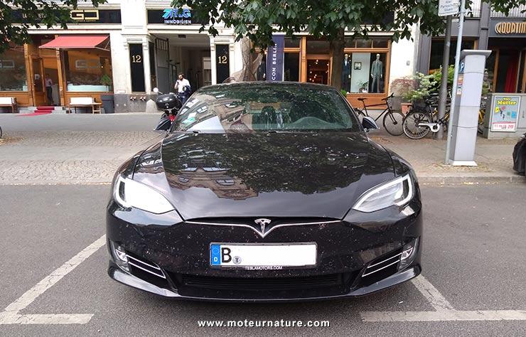 Tesla Model S à Berlin