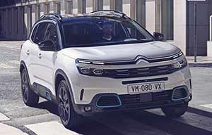 Citroën C5 Aircross hybride rechargeable