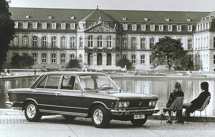 Fiat 130 de 1969