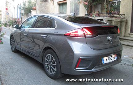 Hyundai Ioniq électrique