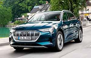 L'Audi e-tron se vend 7fois mieux que la Tesla Model3