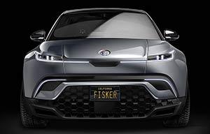 Fisker Ocean, le plus beau SUV électrique