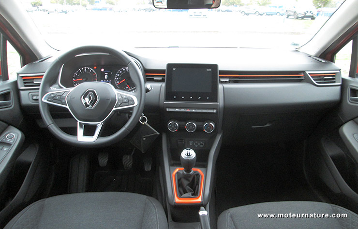 Renault Clio TCe 100 essence