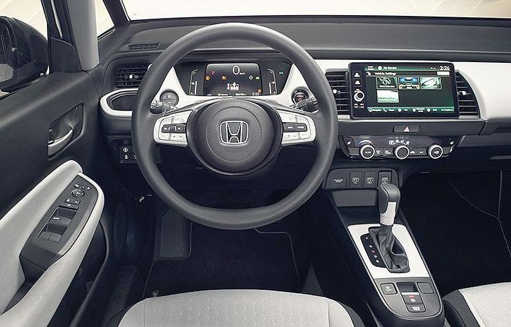 Honda Jazz hybride
