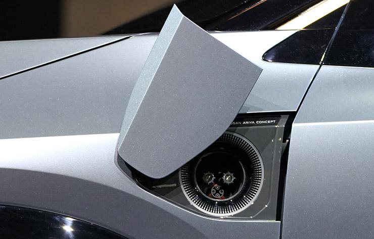 Concept Nissan Ariya électrique