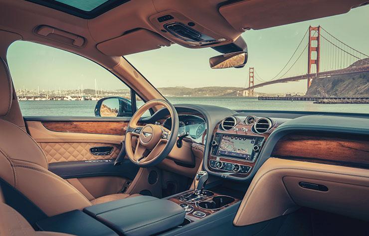 Bentley Bentayga hybride rechargeable