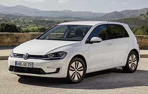 Baisse de tarif de 8500€ sur la Volkswagen e-Golf
