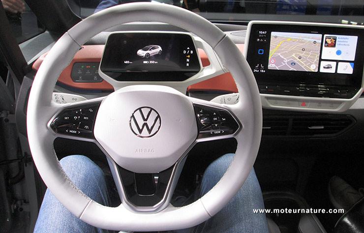 Volkswagen ID.3 électrique