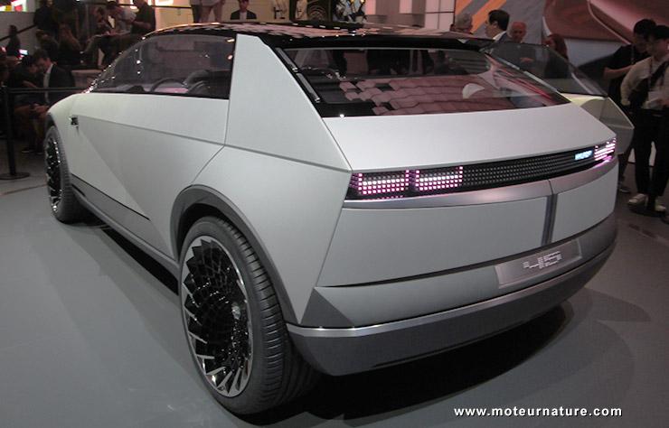 Concept électrique Hyundai 45
