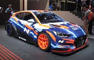 Hyundai lance sa voiture de course électrique avec Mate Rimac
