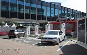Hyundai investit dans le réseau de recharge rapide Ionity