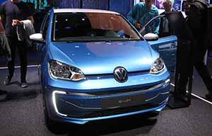 La Volkswagen e-up à 17000€ en France