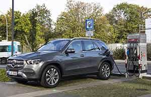 Diesel et grosse batterie, Mercedes révolutionne l'hybride rechargeable