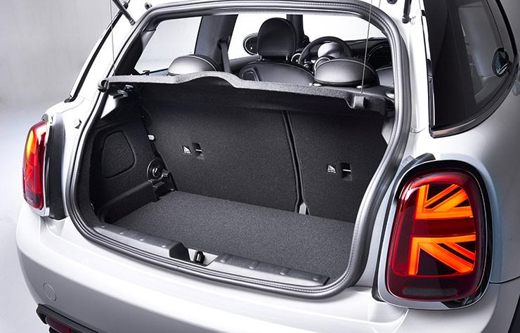 Mini Cooper SE électrique