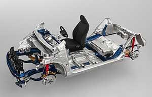 TNGA GA-B: quand Toyota copie... Volkswagen
