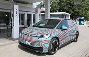 Volkswagen ID.3: plus de 30000 commandes, l'usine presque prête