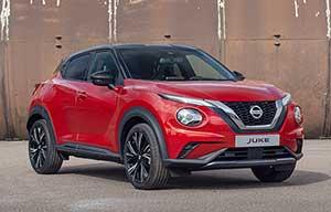 Nissan Juke, tout nouveau tout beau, sans diesel