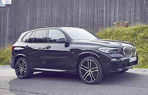 BMW X5 xDrive45e hybride rechargeable, c'est lui le plus fort