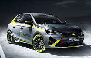 Voiture électrique de rallye: Opel va le faire
