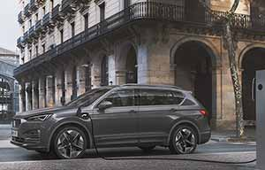 La première Seat hybride rechargeable sera le SUV Tarraco
