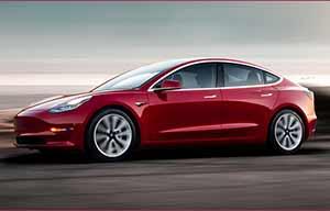 Dans la Tesla Model3, des batteries coréennes comme dans une Zoé