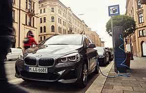 Mois d'août: les batteries en croissance chez BMW