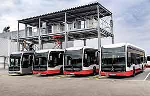 Autobus électriques: l'énorme challenge