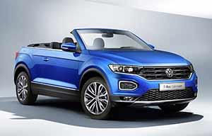 Volkswagen T-Roc Cabriolet: future star de l'été