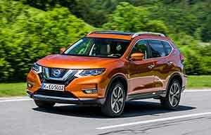 Nouveaux moteurs pour le Nissan X-Trail
