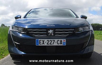 Peugeot 508 BlueHDi 130 ch EAT8
