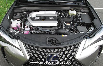 Lexus UX250h hybride