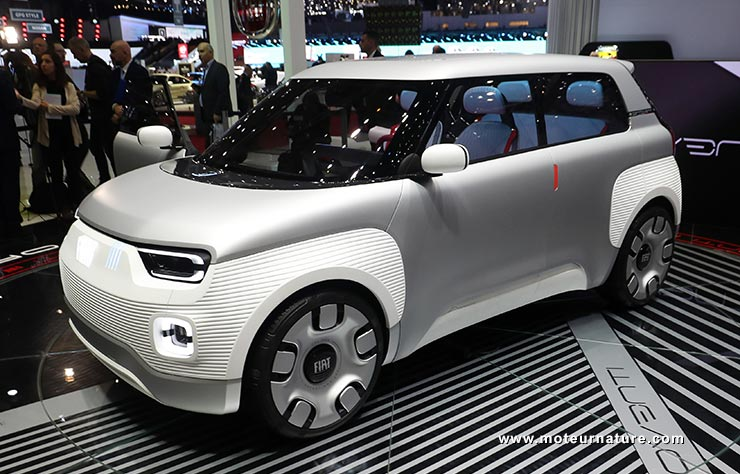 Concept Fiat Centoventi