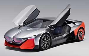 BMW réinvente sa M1 en hybride rechargeable