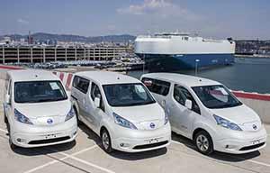 Nissan e-NV200, plus de batterie, plus de succès